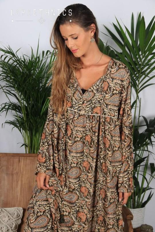 LONG DRESS - AMARA