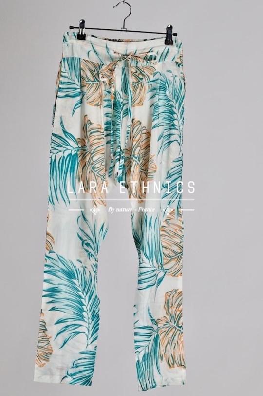 SALWAR PANTS - CERISE