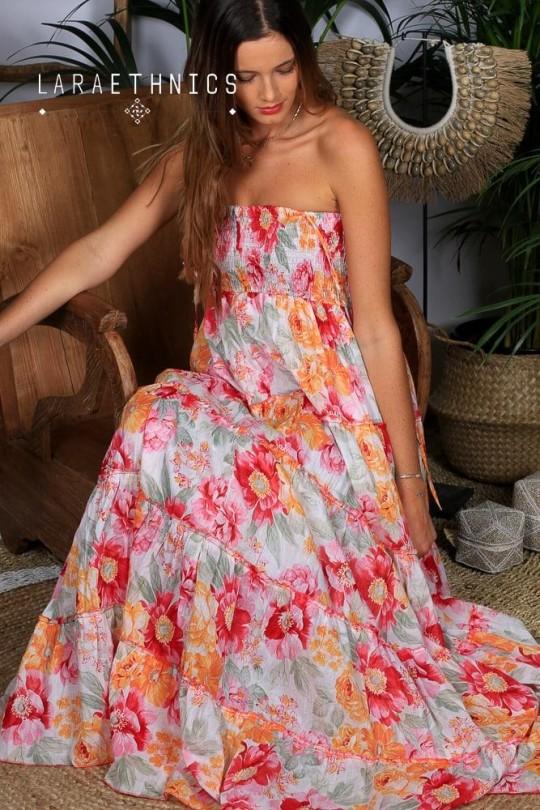LONG DRESS - PRIMA