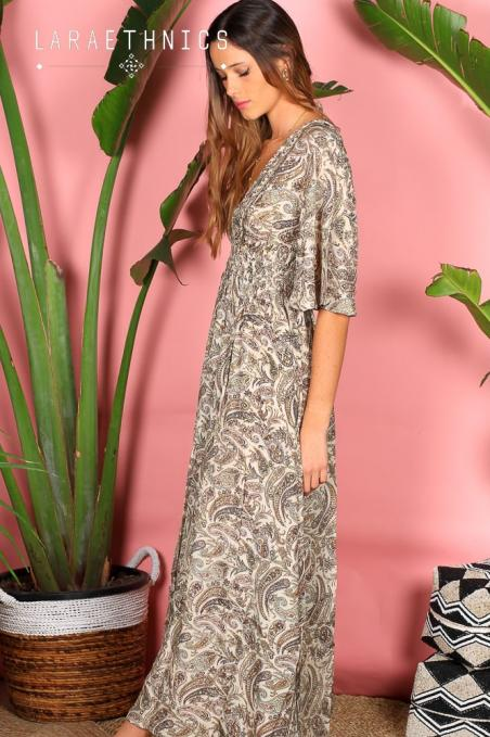 ONG DRESS - SERAPHINE