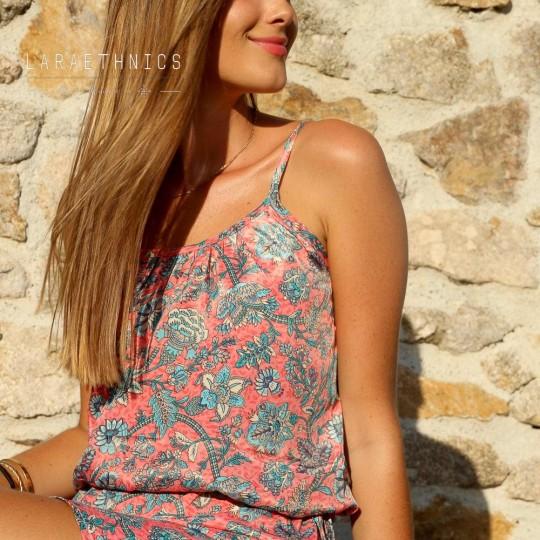 SHORT SINGLET DRESS - TALLULAH